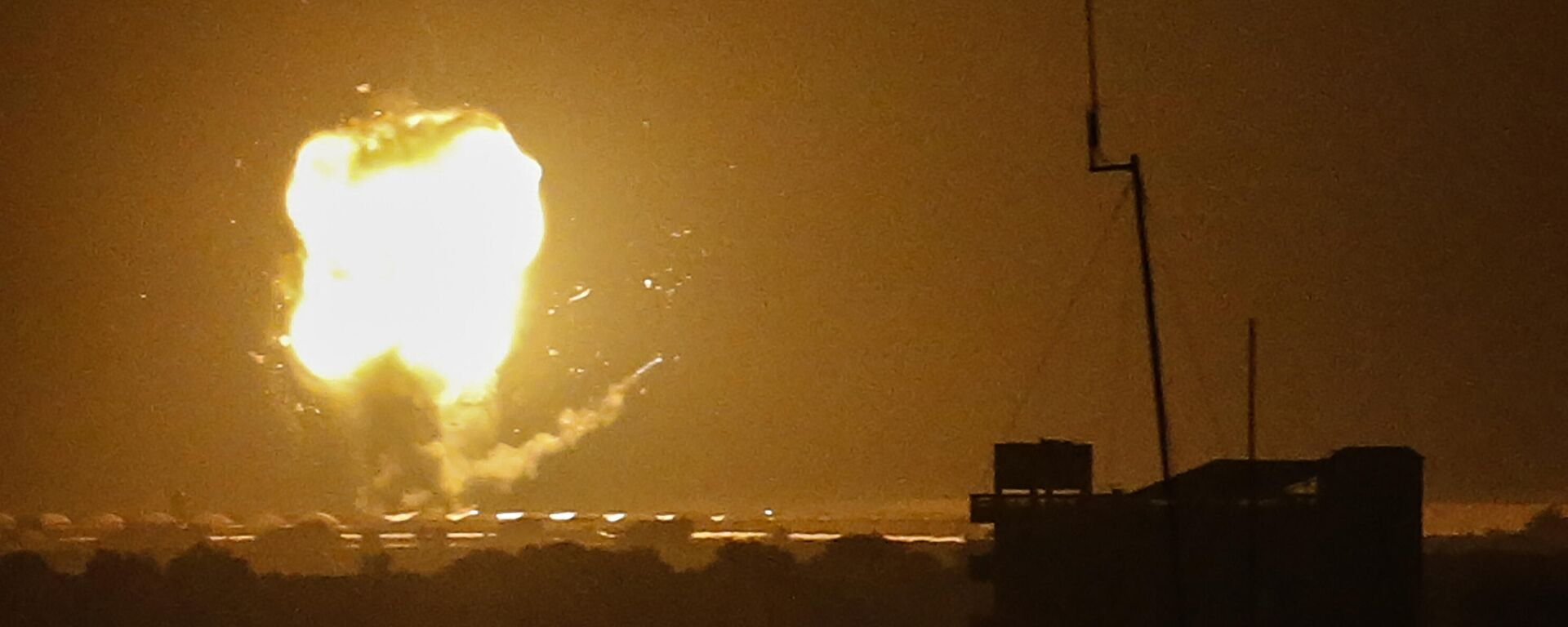 Bombardeo de la Franja de Gaza por Israel - Sputnik Mundo, 1920, 11.05.2021