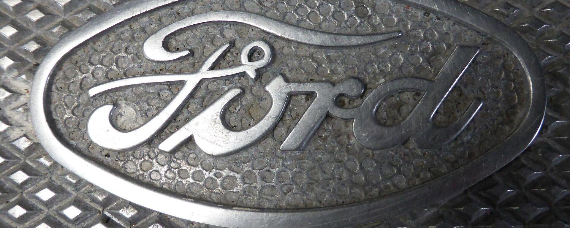 Logo de Ford - Sputnik Mundo, 1920, 11.05.2021