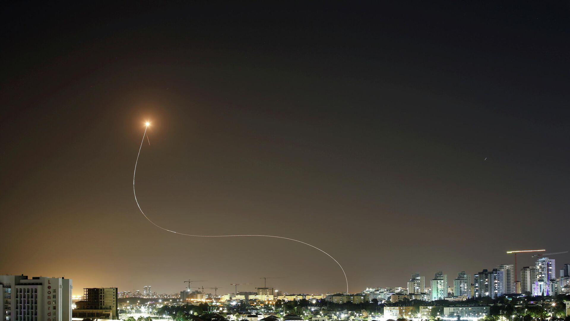 Ataque aéreo a Israel - Sputnik Mundo, 1920, 11.05.2021