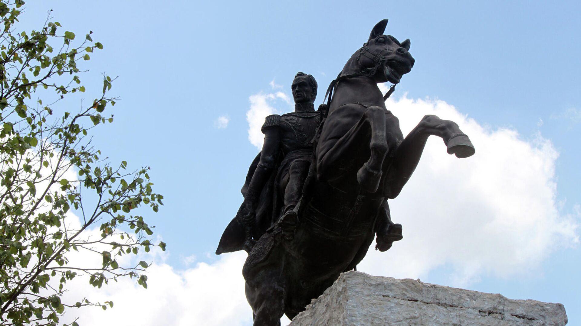 Estatua al Libertador Simón Bolívar - Vedado, La Habana - Sputnik Mundo, 1920, 11.05.2021