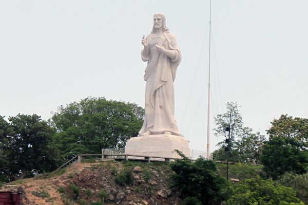 Cristo de La Habana - Sputnik Mundo