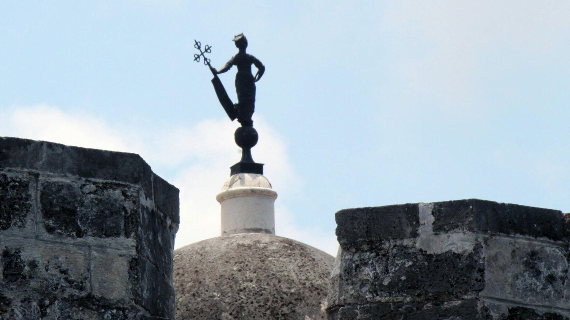 La Giraldilla de La Habana - Sputnik Mundo, 1920, 11.05.2021