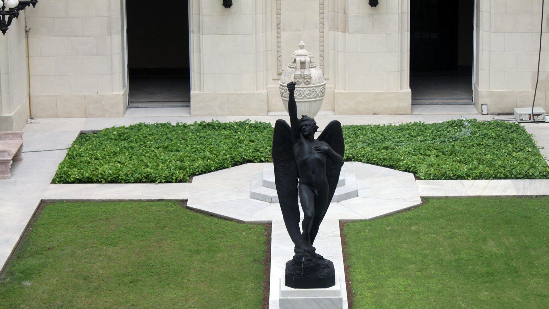 Estatua del Ángel Rebelde, Capitolio de La Habana - Sputnik Mundo, 1920, 11.05.2021