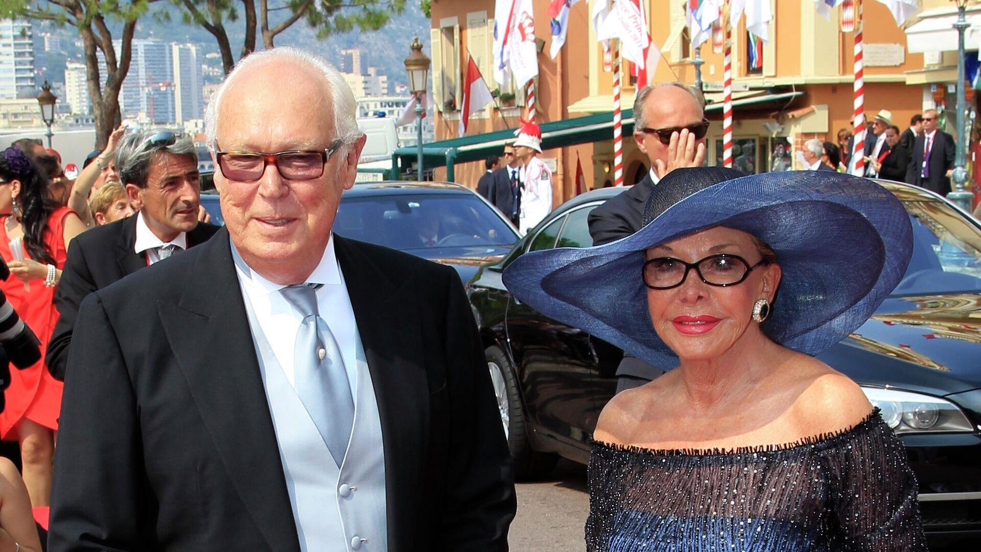 Víctor Manuel de Saboya y su esposa Marina Doria - Sputnik Mundo, 1920, 12.05.2021