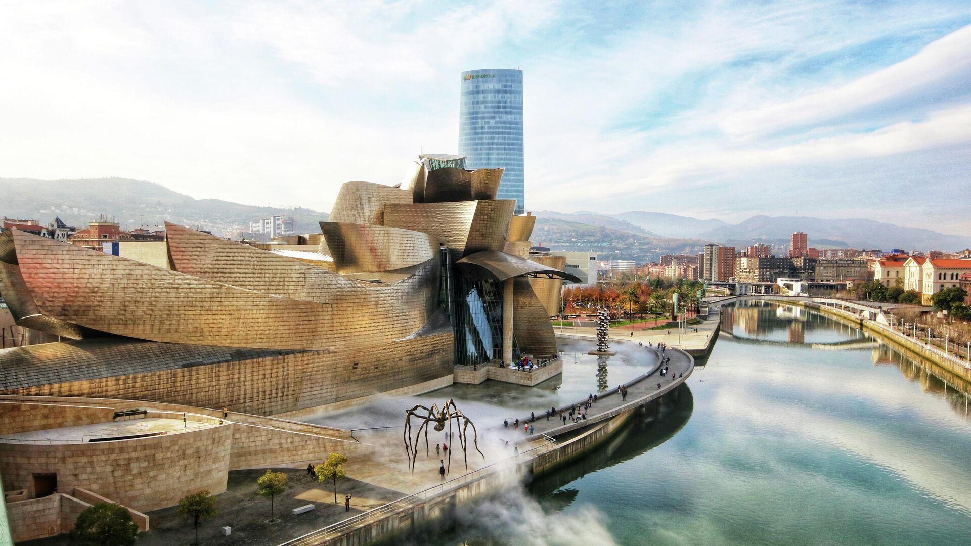 Museo Guggenheim en Bilbao - Sputnik Mundo, 1920, 12.05.2021