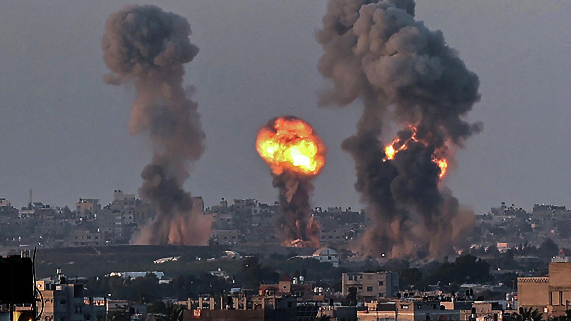 Todo lo que tienes que saber sobre la escalada del conflicto entre Israel y  Palestina - 12.05.2021, Sputnik Mundo