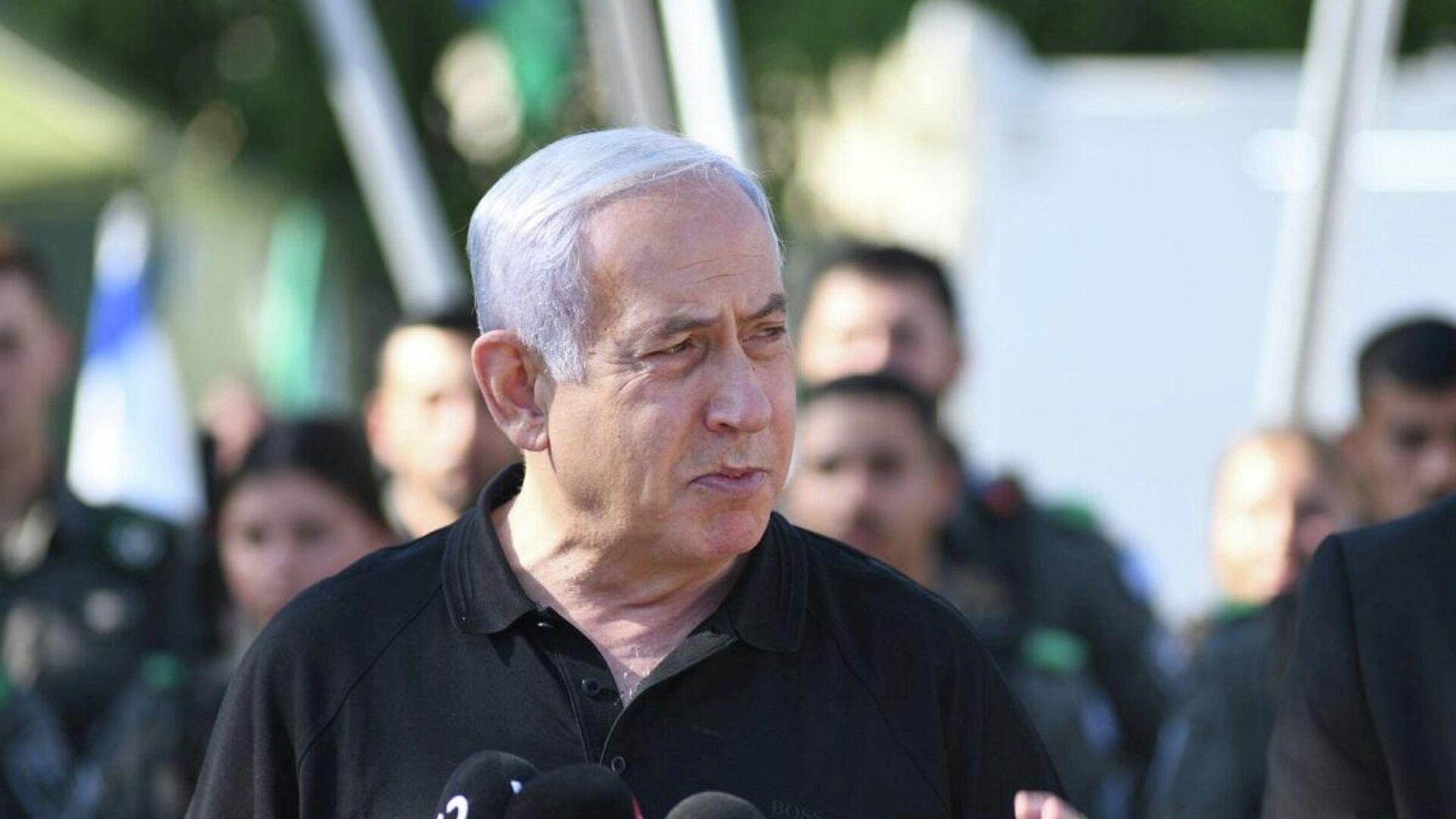 Benjamín Netanyahu, el primer ministro israelí - Sputnik Mundo, 1920, 13.05.2021