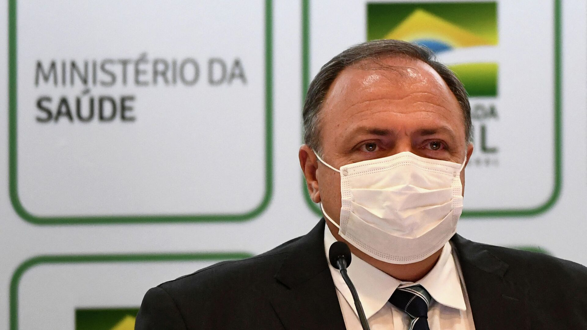 Eduardo Pazuello, exministro de Salud de Brasil - Sputnik Mundo, 1920, 13.05.2021