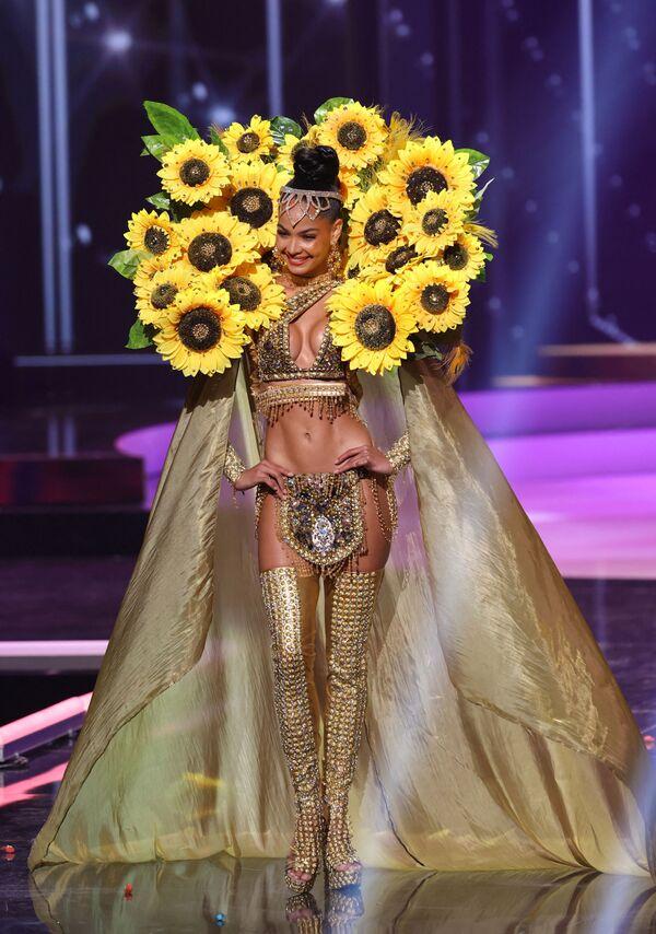 Miss República Dominicana, Kimberly Jiménez. - Sputnik Mundo