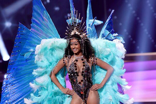 Miss Barbados, Hillary Ann Williams. - Sputnik Mundo