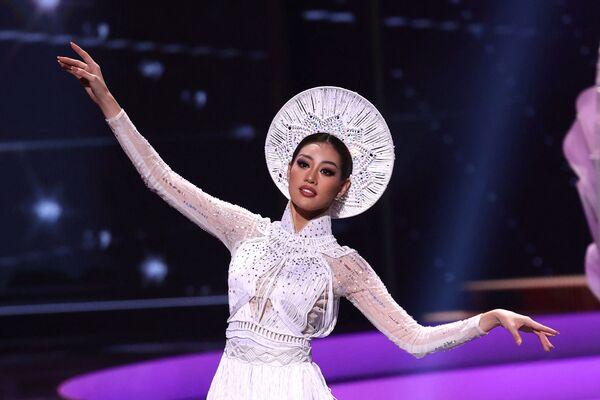 Miss Vietnam, Nguyen Tran Khanh Van. - Sputnik Mundo