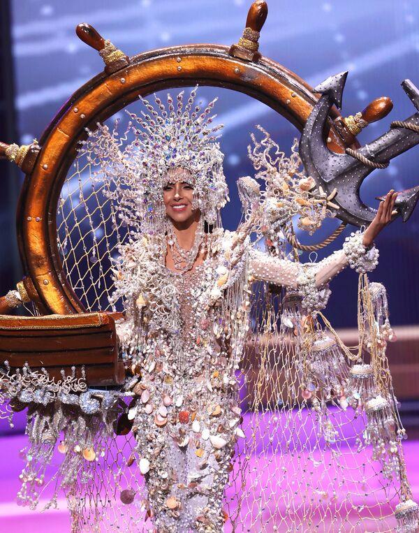 Miss Panamá, Carmen Jaramillo. - Sputnik Mundo