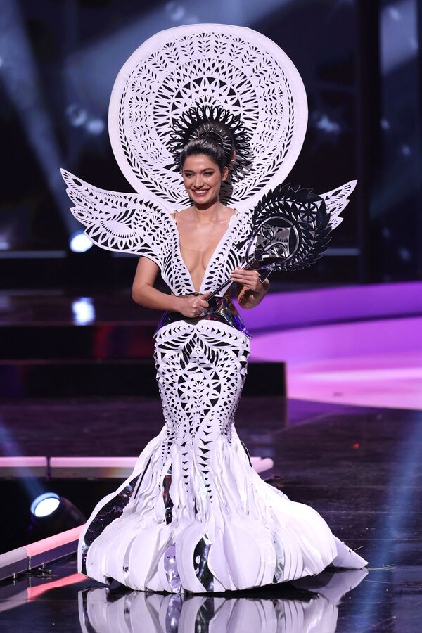 Miss Ucrania, Yelyzaveta Yastremska. - Sputnik Mundo