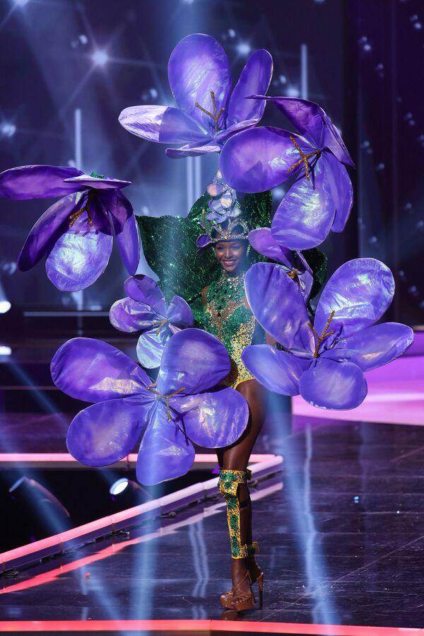 Miss Jamaica, Miqueal-Symone Williams. - Sputnik Mundo