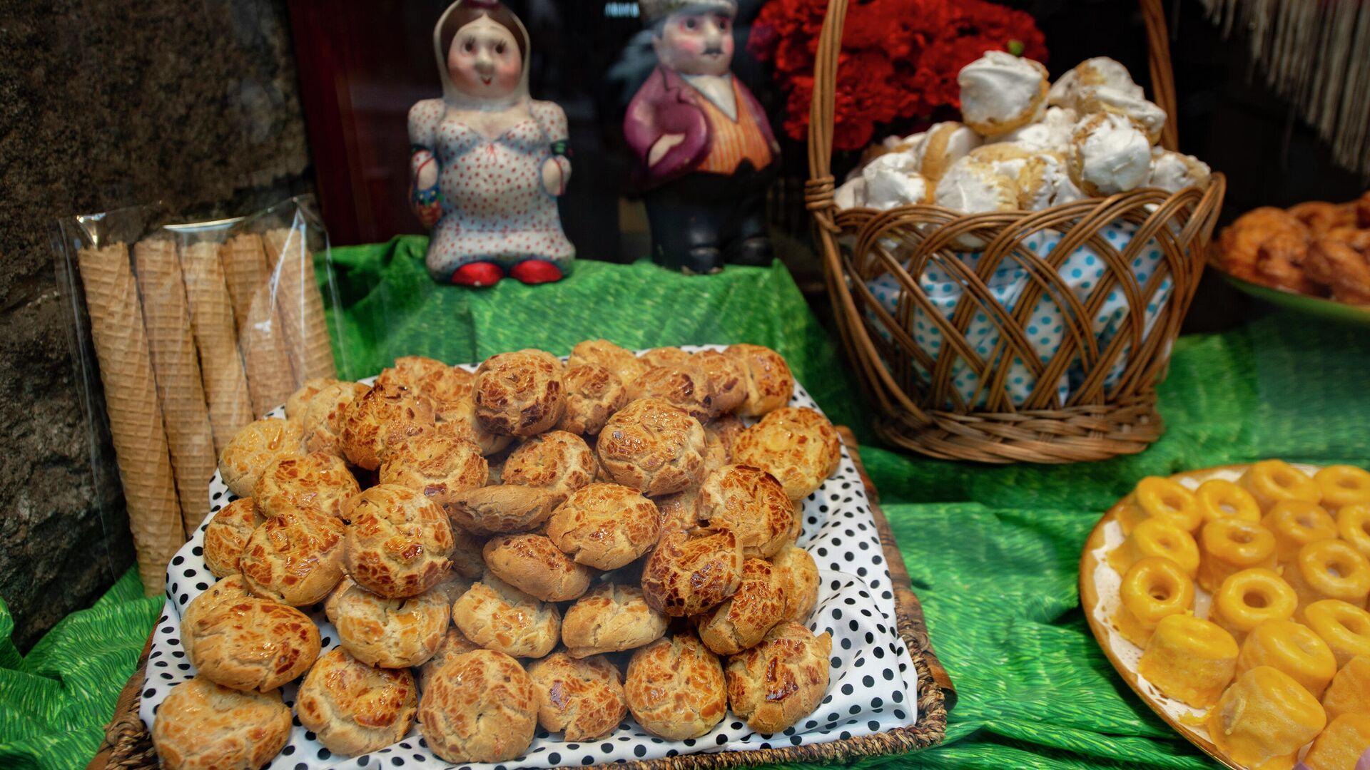 Tipos de rosquillas: tontas, listas, francesas y de Santa Clara - Sputnik Mundo, 1920, 14.05.2021