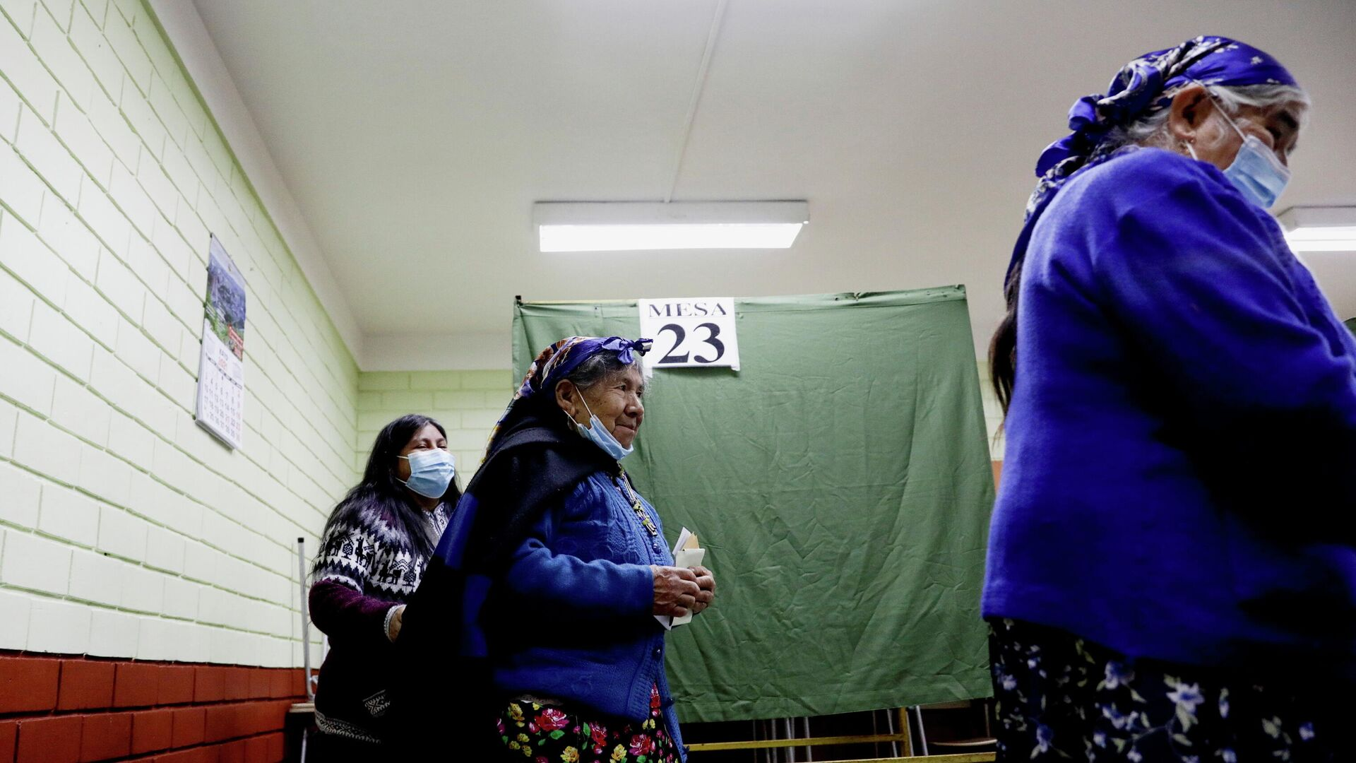 Elecciones en Temuco, Chile - Sputnik Mundo, 1920, 15.05.2021