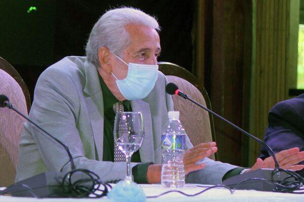 Jorge Gómez, presidente del Premio Cubadisco - Sputnik Mundo