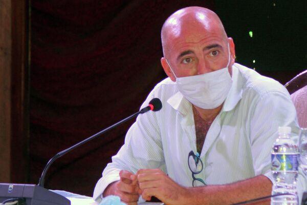 Jorge Peralta, consejero de la Embajada de España en Cuba - Sputnik Mundo