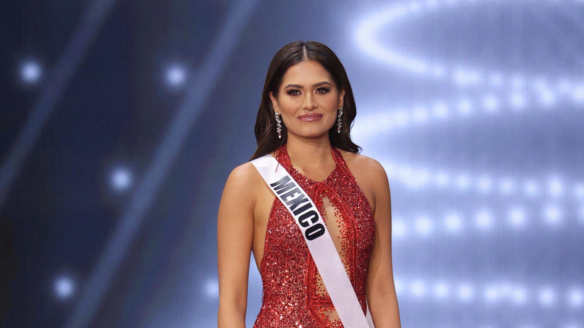 Andrea Meza, ganadora del concurso Miss Universo 2021 - Sputnik Mundo, 1920, 17.05.2021