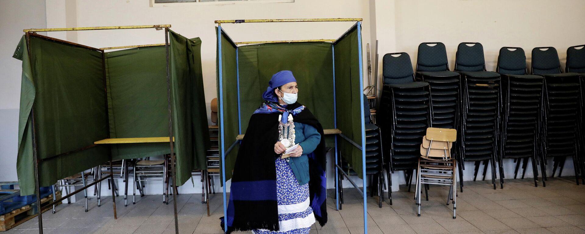 Elecciones en Chile - Sputnik Mundo, 1920, 17.05.2021