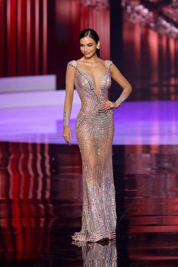 La peruana Janick Maceta Del Castillo se clasificó como finalista del concurso Miss Universo 2021. - Sputnik Mundo