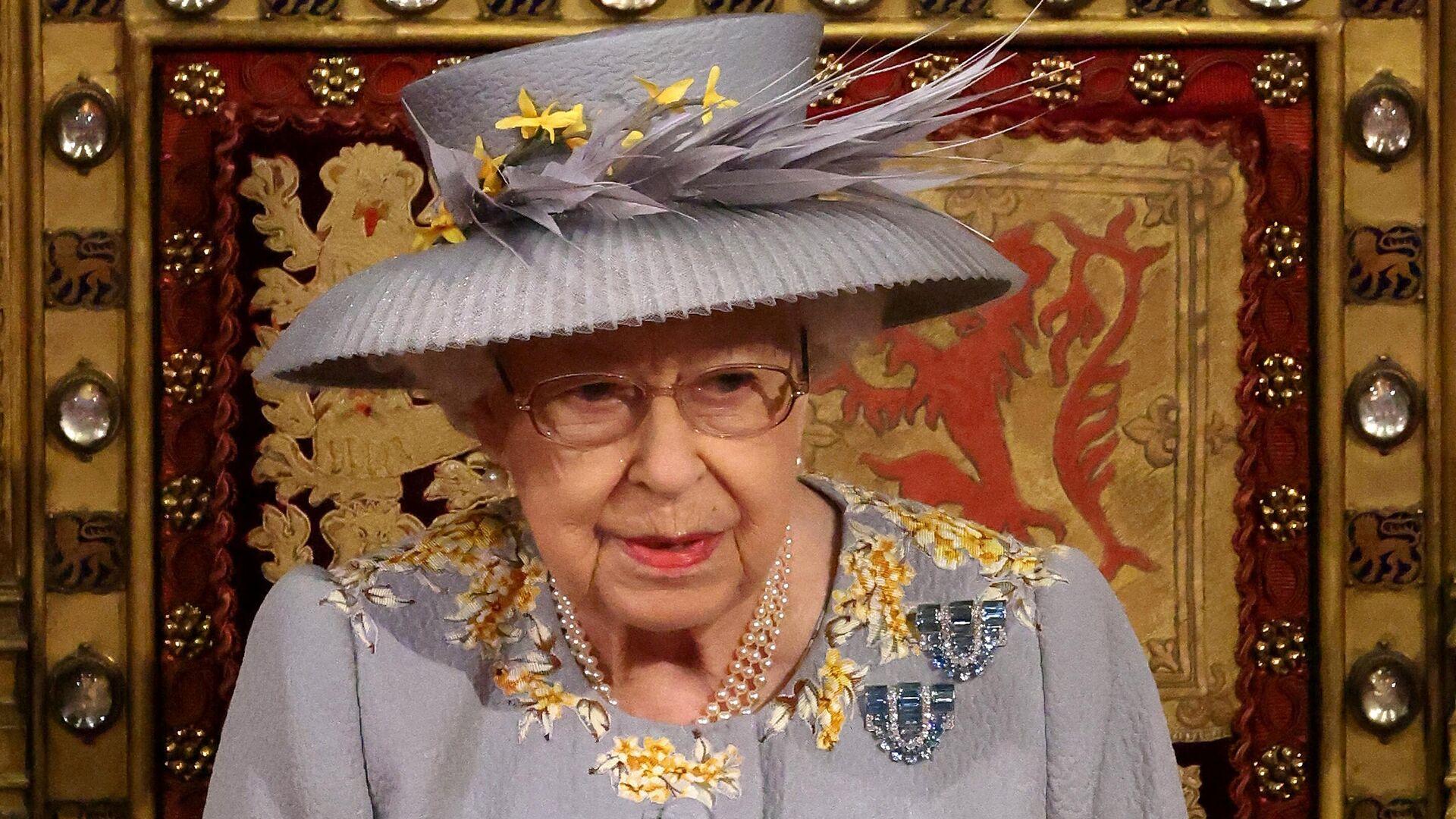 La reina británica Isabel II - Sputnik Mundo, 1920, 17.05.2021
