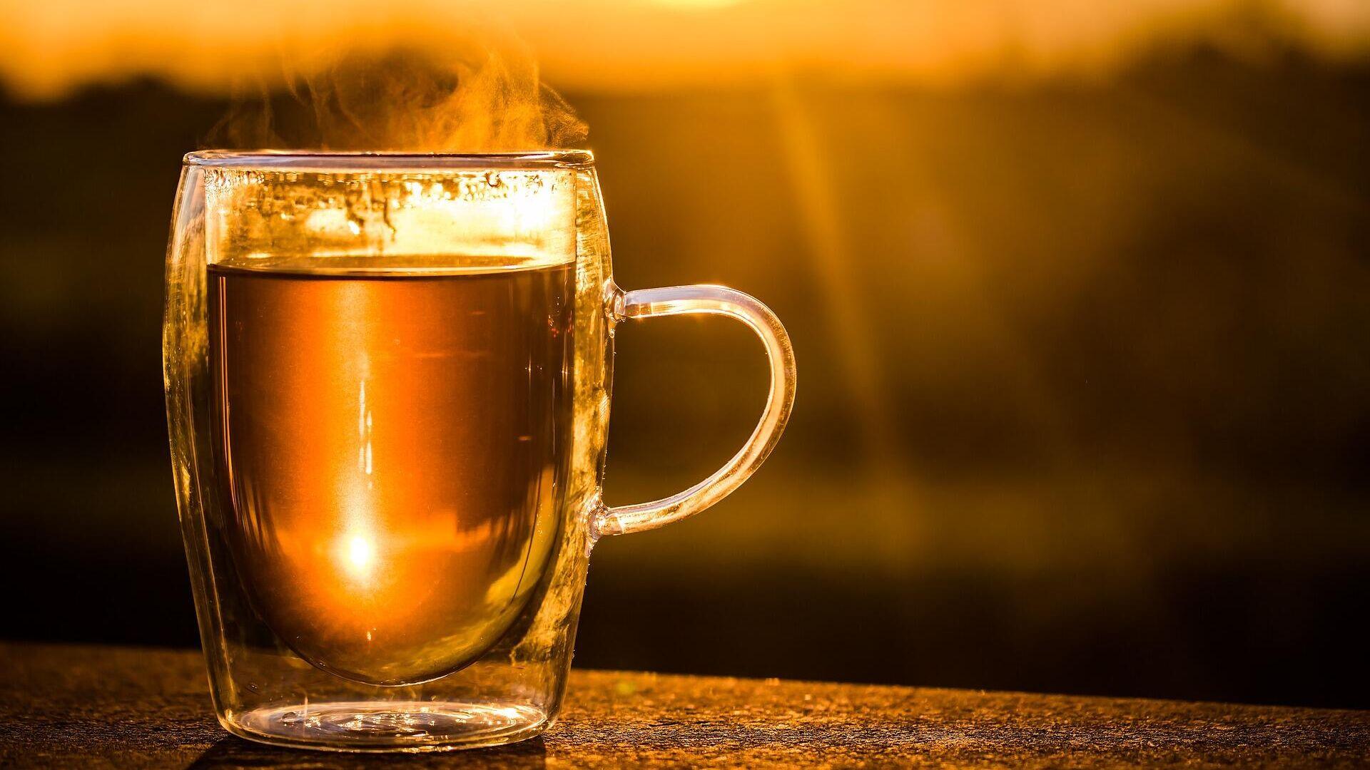 Una taza de té caliente - Sputnik Mundo, 1920, 18.05.2021