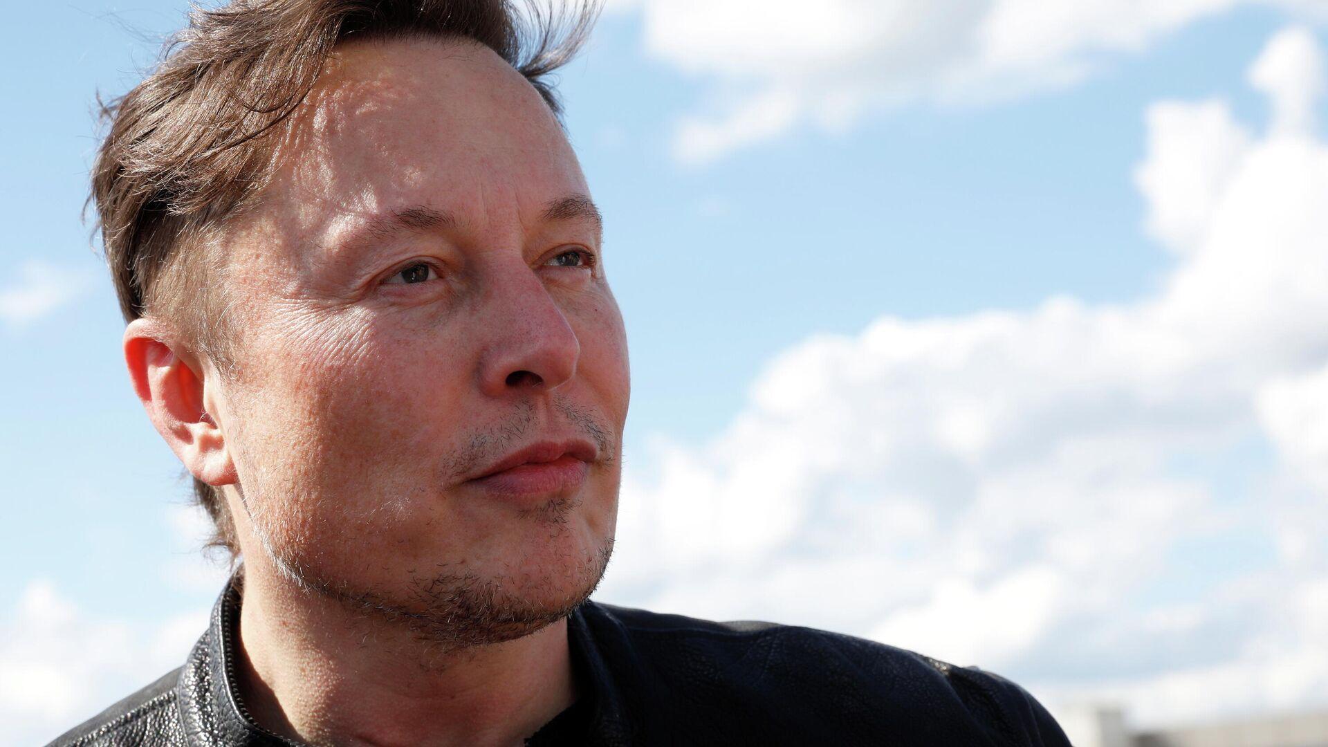 Elon Musk, director de Tesla - Sputnik Mundo, 1920, 18.05.2021