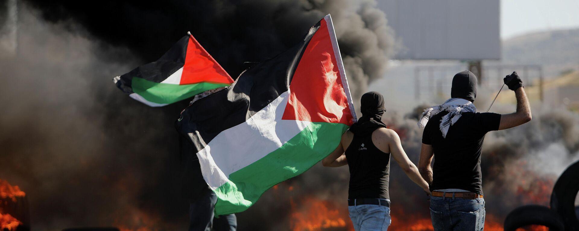Protestas de Palestina - Sputnik Mundo, 1920, 19.05.2021