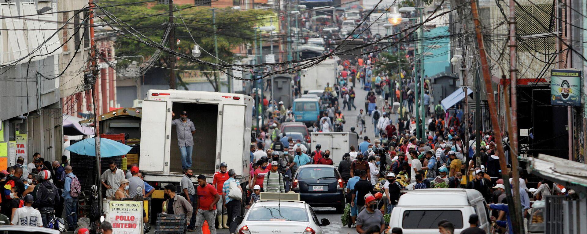 Caracas, Venezuela - Sputnik Mundo, 1920, 19.05.2021