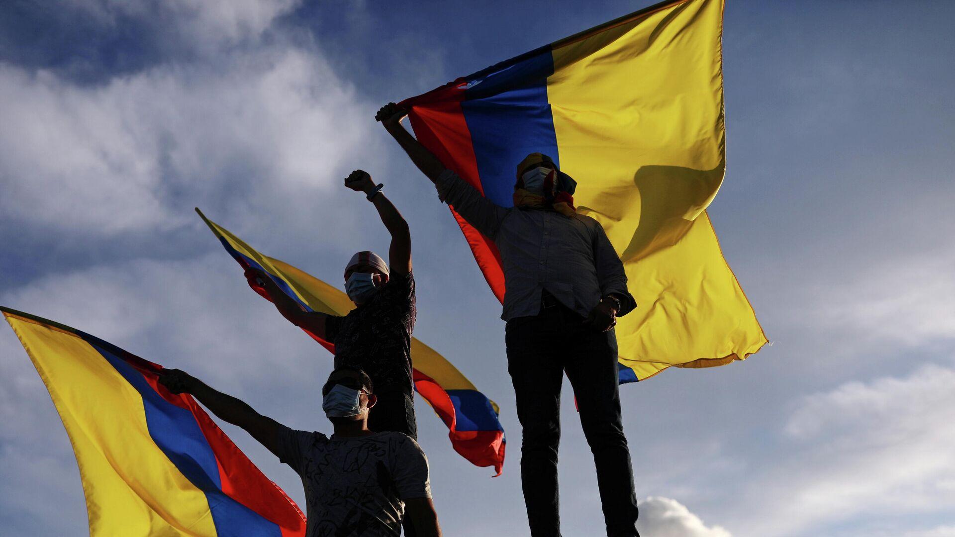Protestas en Colombia - Sputnik Mundo, 1920, 06.06.2021