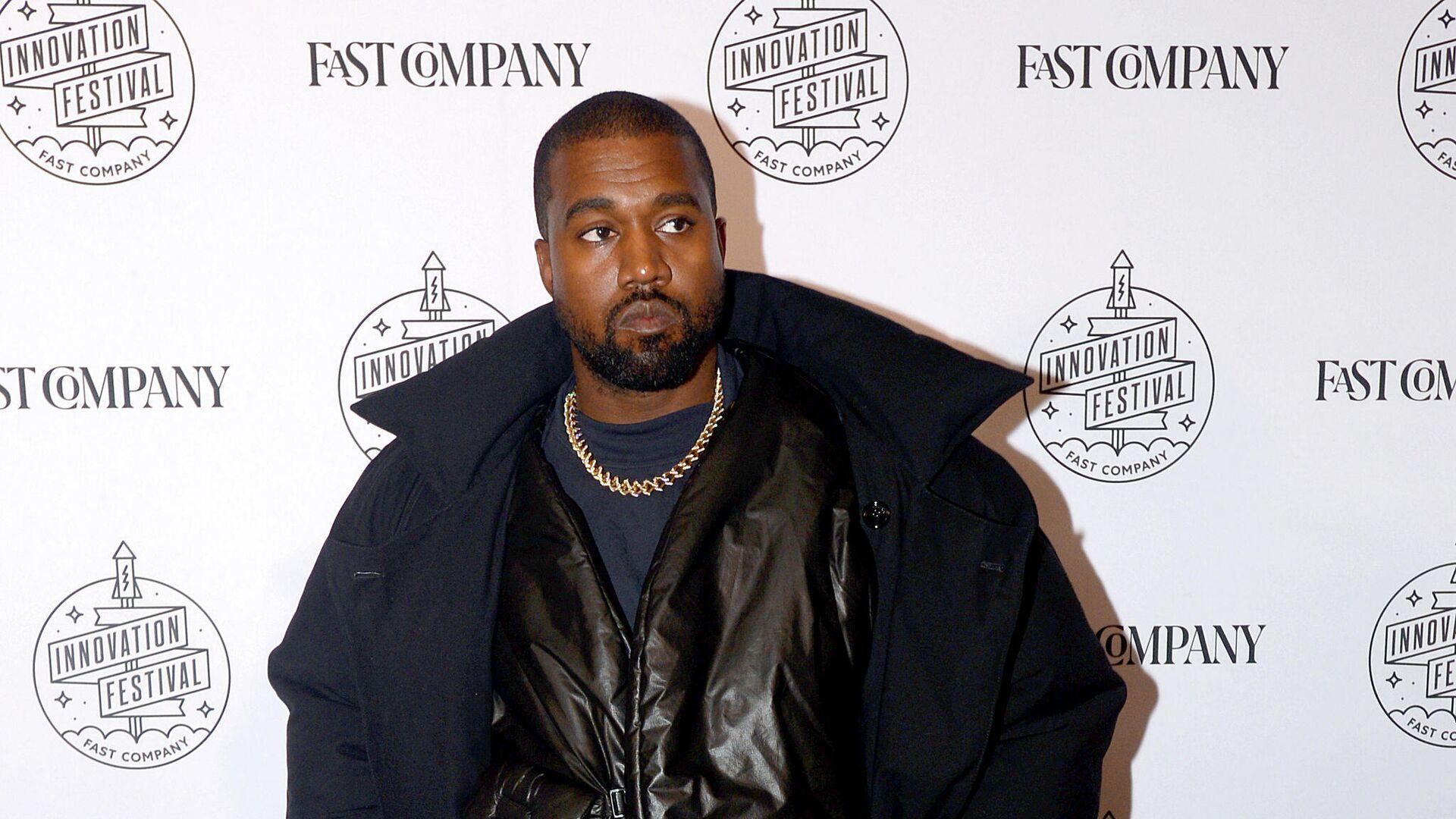Kanye West - Sputnik Mundo, 1920, 20.05.2021