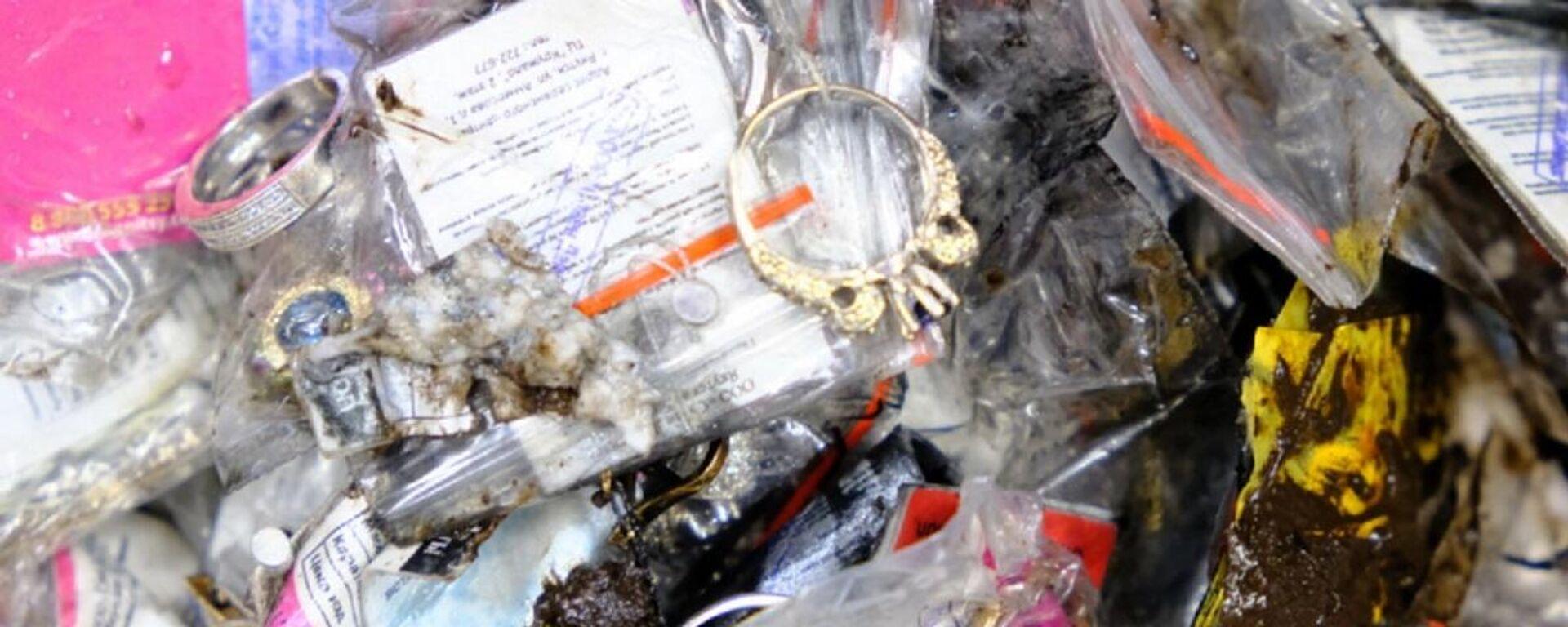 Joyas robadas por un nacional colombiano durante el Mundial de Fútbol de 2018 en la ciudad rusa de Kazán - Sputnik Mundo, 1920, 20.05.2021