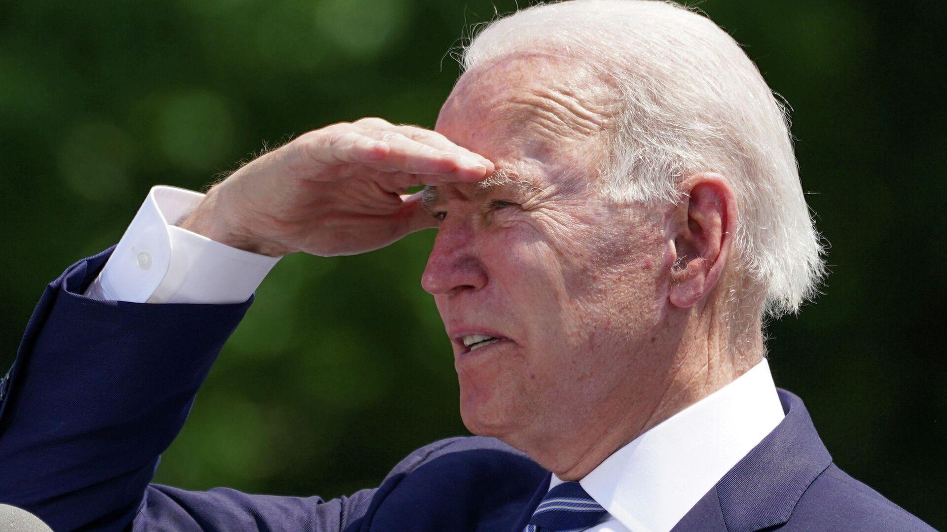 El presidente de EEUU, Joe Biden - Sputnik Mundo, 1920, 31.05.2021