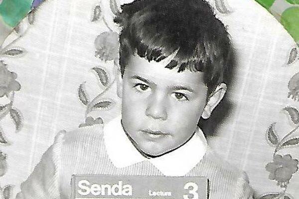 Miguel Ángel Sánchez, afectado por el síndrome de aceite tóxico de Salamanca, antes del envenenamiento - Sputnik Mundo