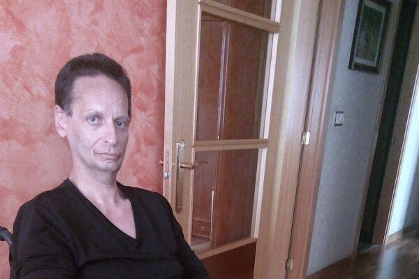 Miguel Ángel Sánchez, afectado por el síndrome de aceite tóxico de Salamanca, en la actualidad - Sputnik Mundo
