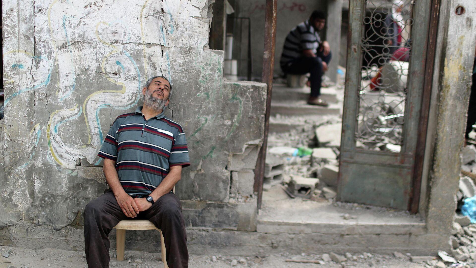 Situación en Gaza - Sputnik Mundo, 1920, 21.05.2021