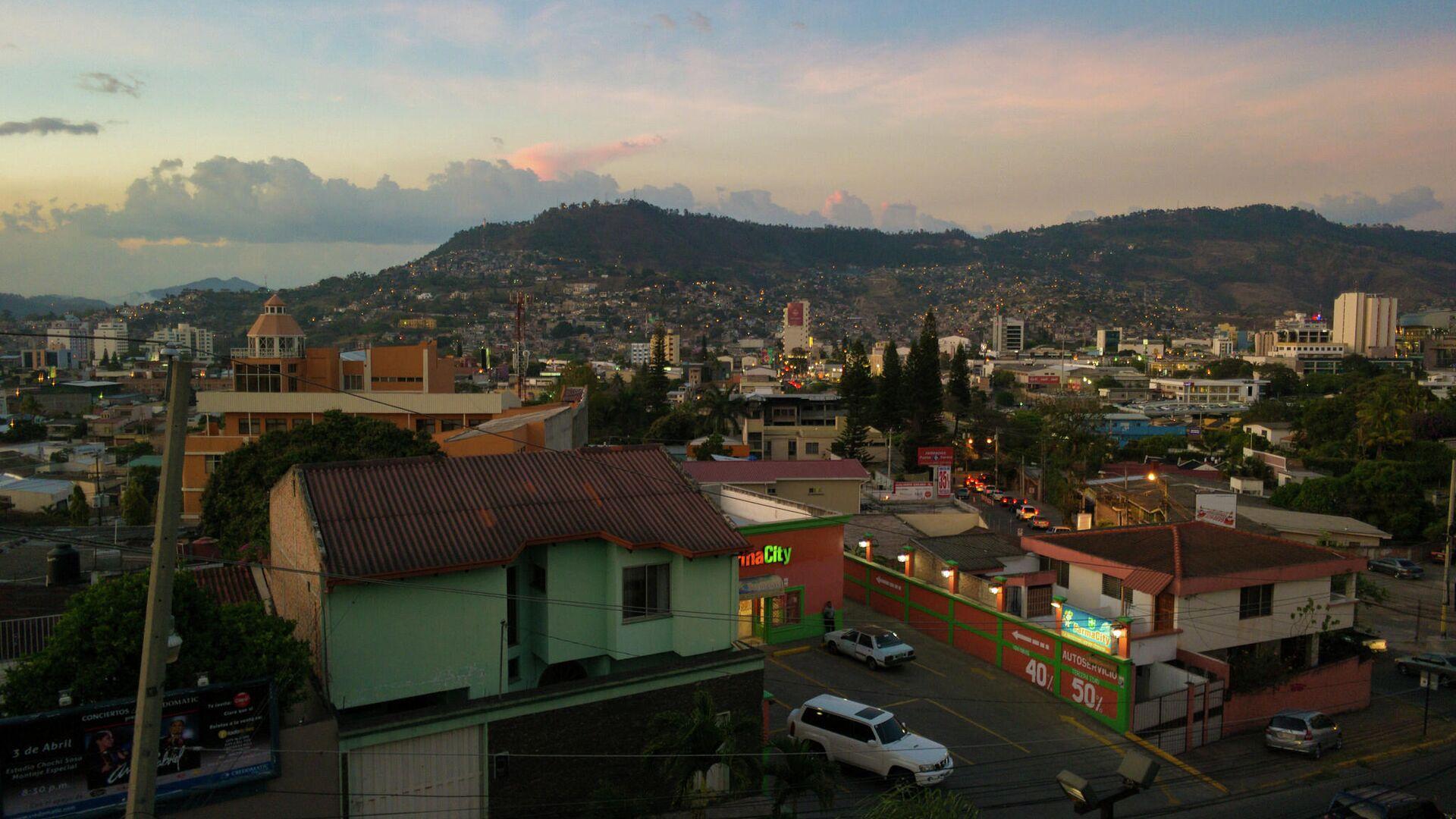 Tegucigalpa, Honduras - Sputnik Mundo, 1920, 21.05.2021