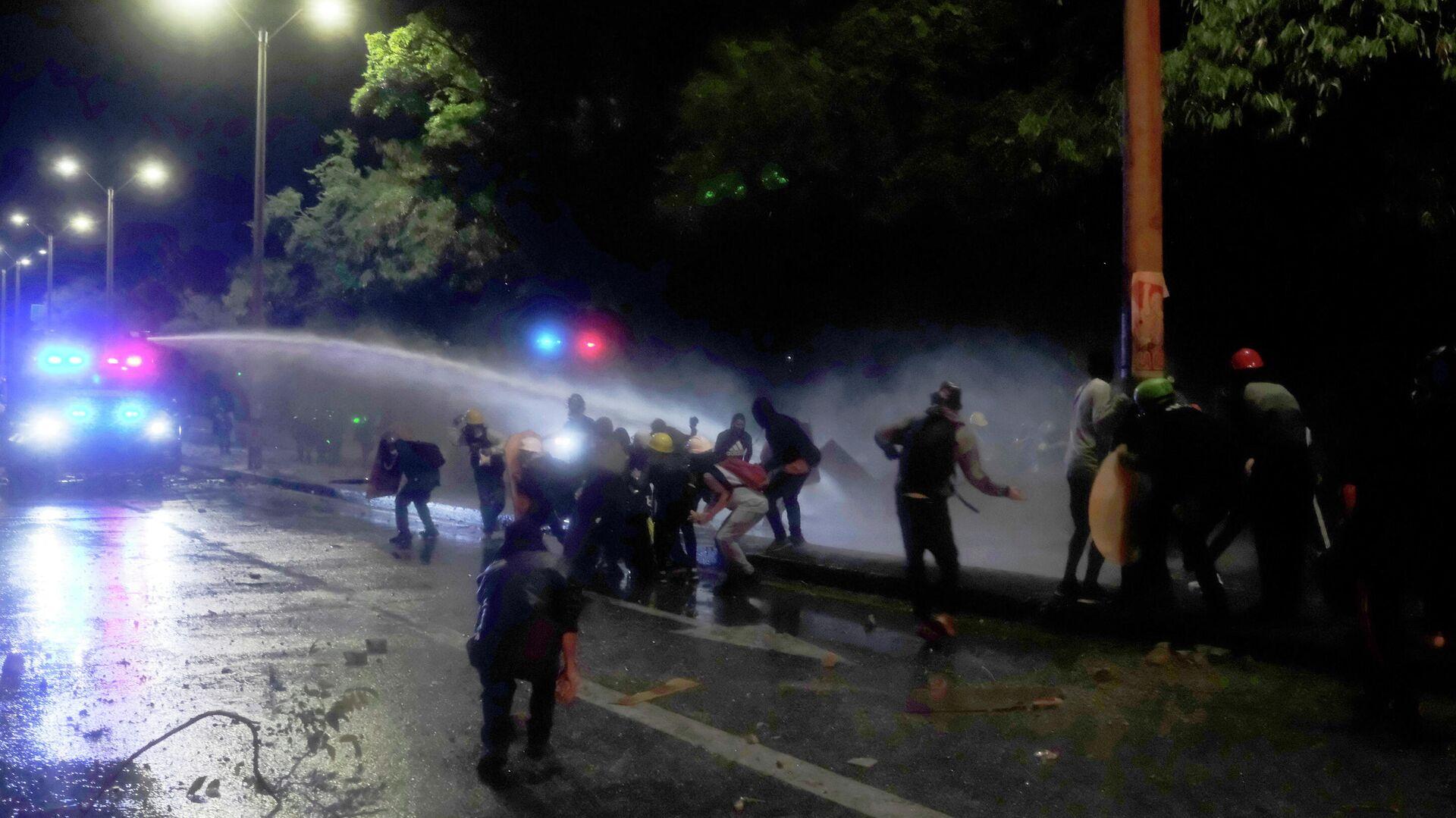 Protestas en Medellín, Colombia - Sputnik Mundo, 1920, 21.05.2021