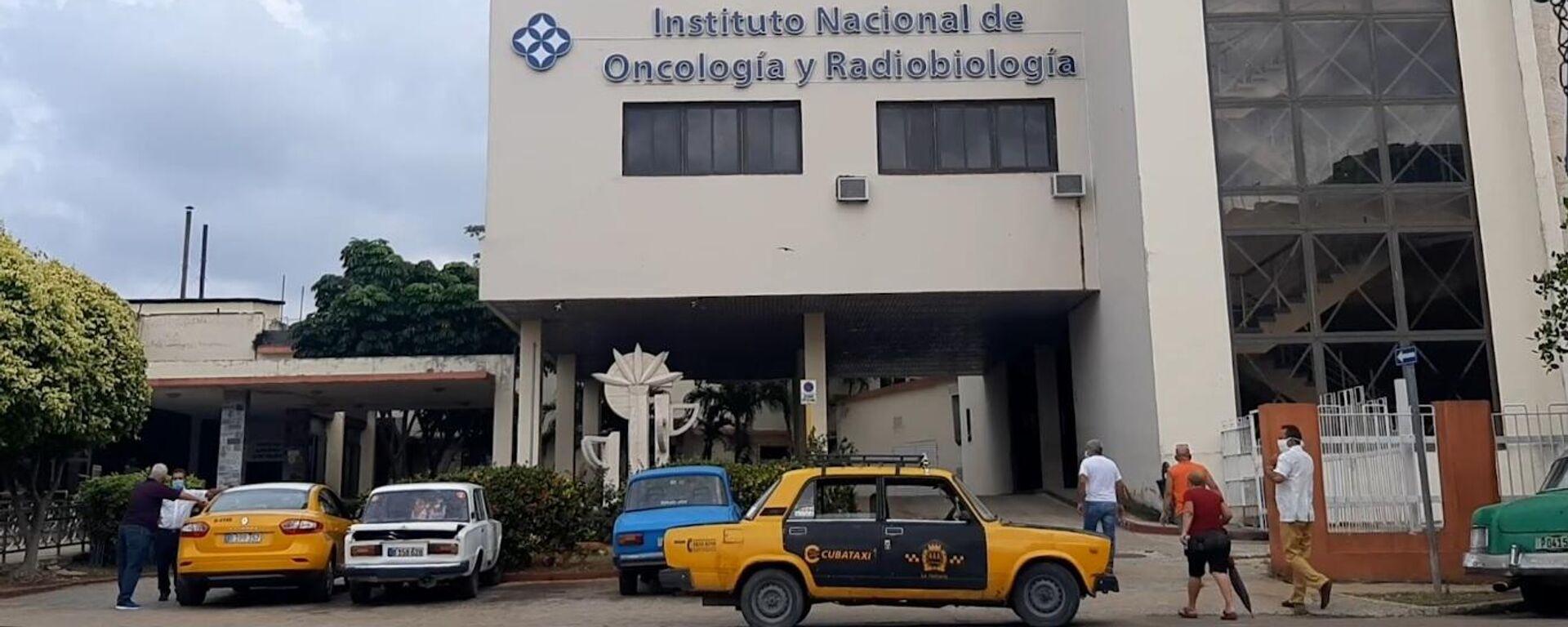 Instituto Nacional de Oncología y Radiobiología de Cuba - Sputnik Mundo, 1920, 21.05.2021