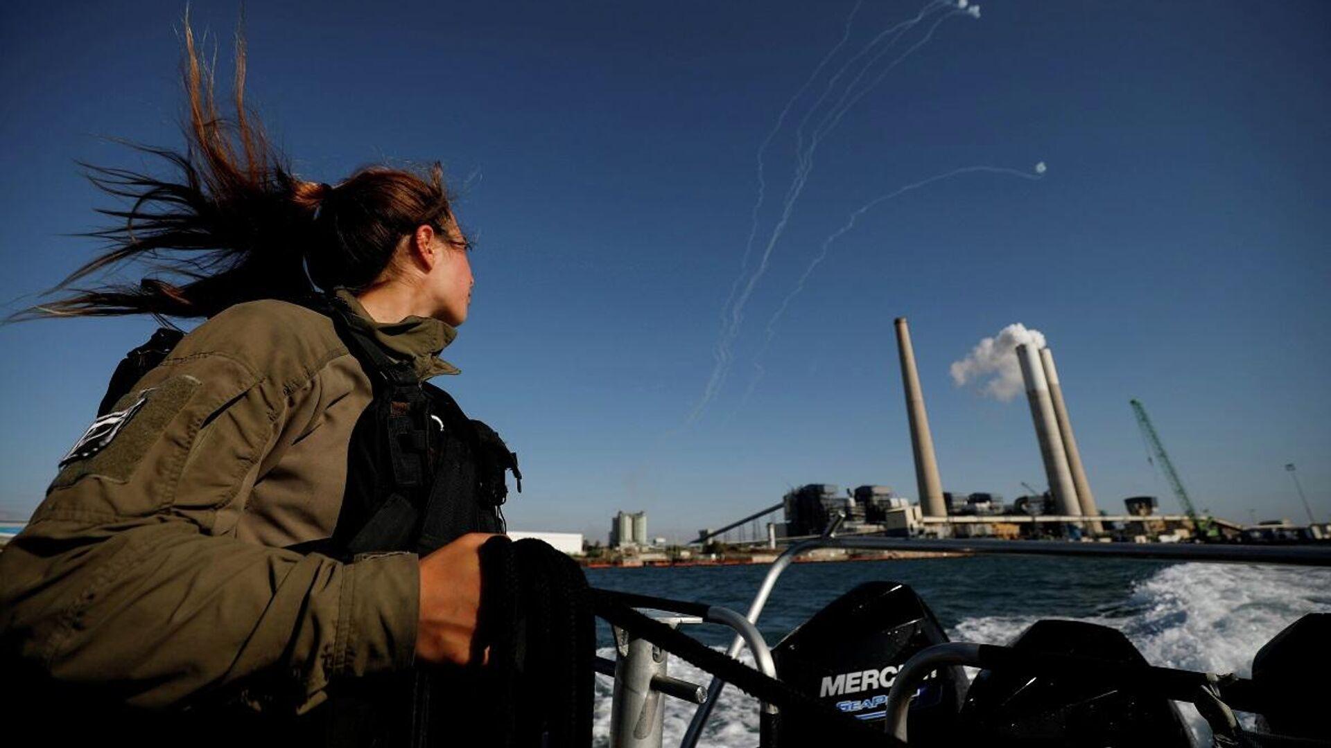 Una mujer soldado israelí - Sputnik Mundo, 1920, 23.05.2021