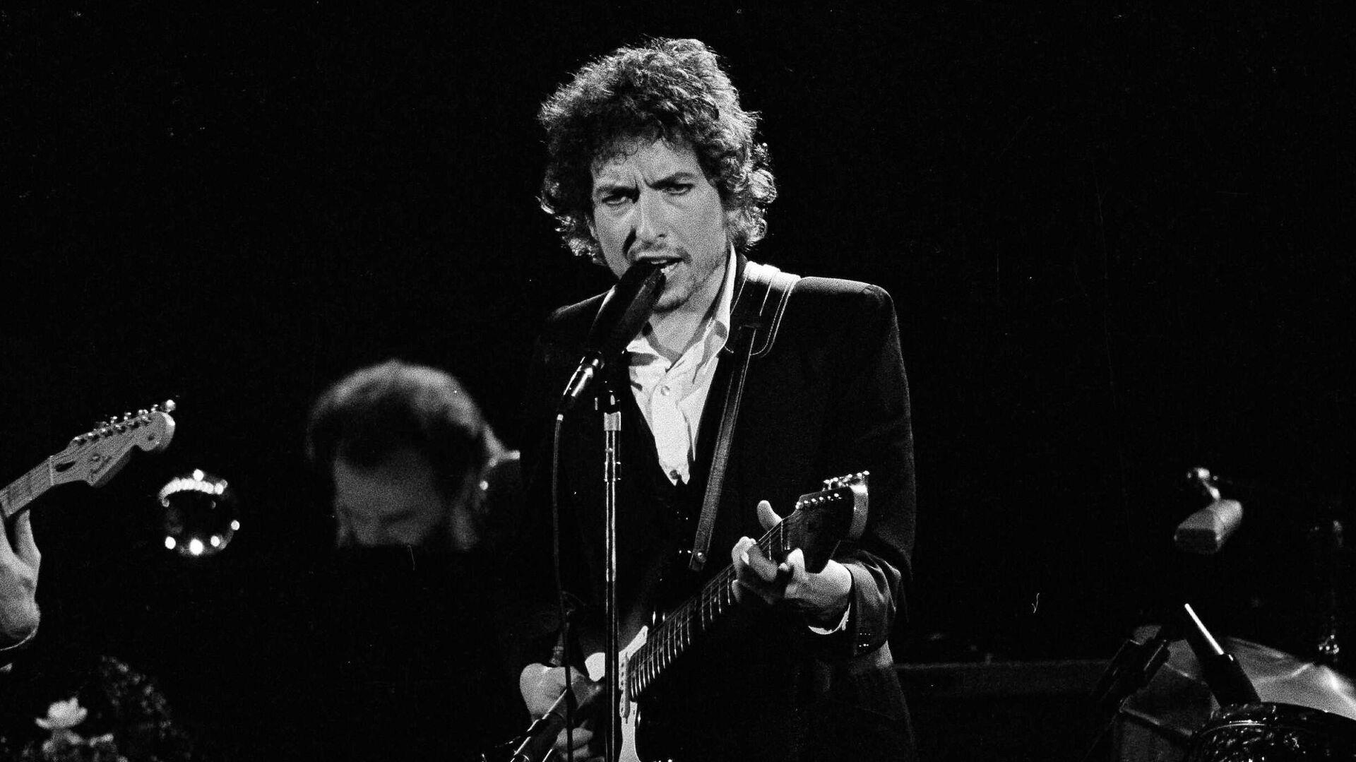 Bob Dylan en 1974 - Sputnik Mundo, 1920, 24.05.2021