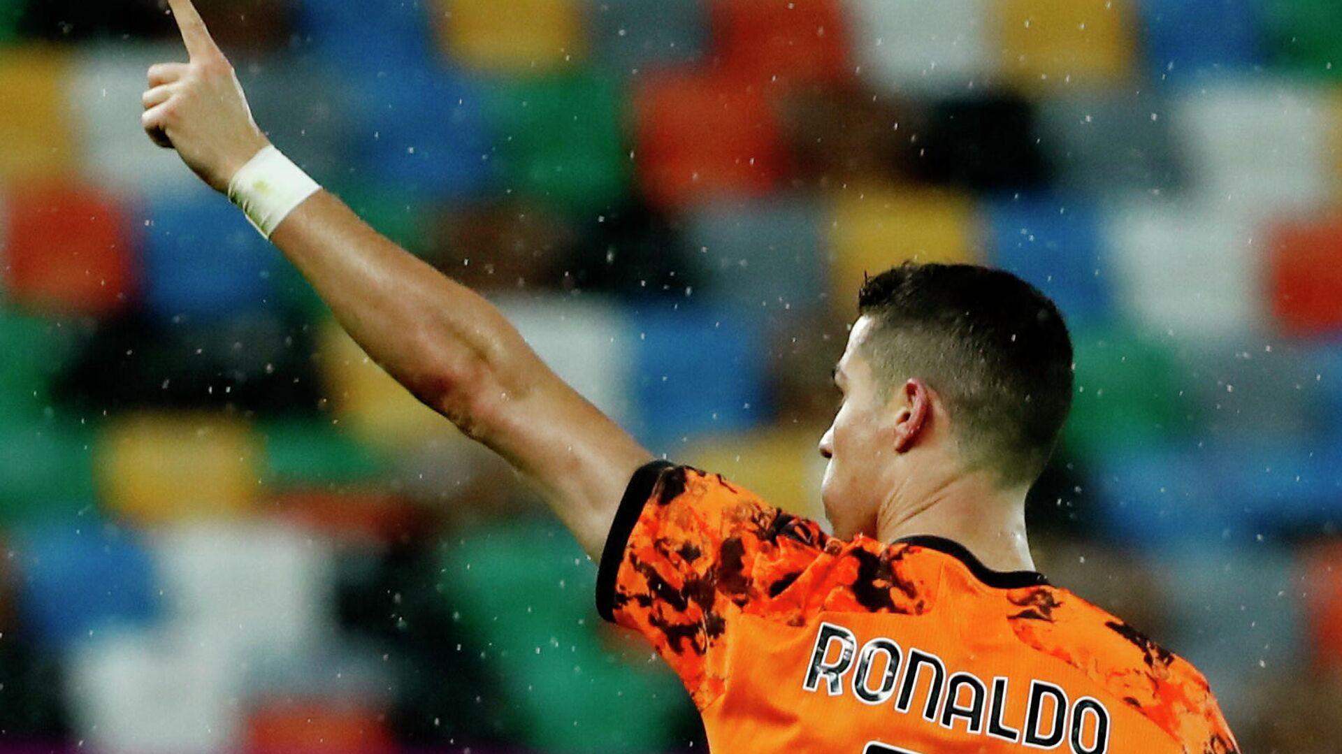 Cristiano Ronaldo, el futbolista portugués - Sputnik Mundo, 1920, 24.05.2021