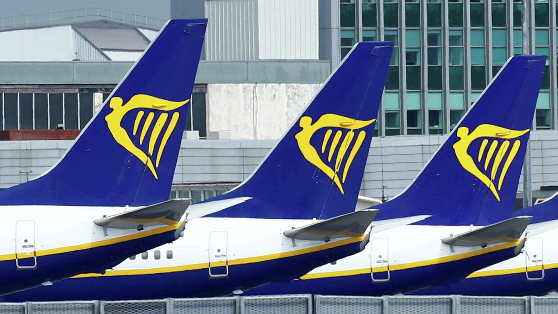 Ryanair, el aerolínea irlandesa  - Sputnik Mundo, 1920, 28.05.2021
