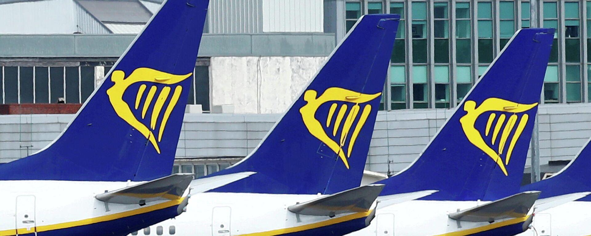 Ryanair, el aerolínea irlandesa  - Sputnik Mundo, 1920, 24.05.2021