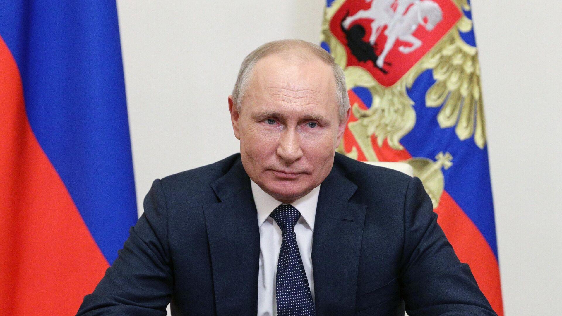 Vladímir Putin, presidente de Rusia - Sputnik Mundo, 1920, 24.06.2021