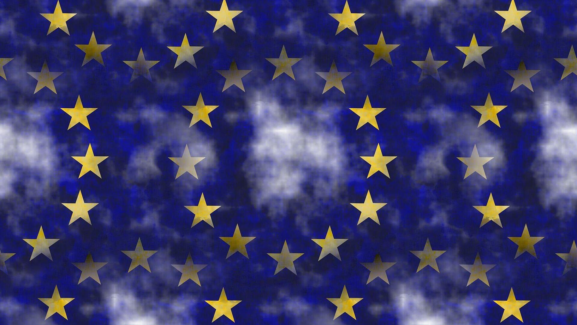 Bandera de la Unión Europea - Sputnik Mundo, 1920, 30.06.2021