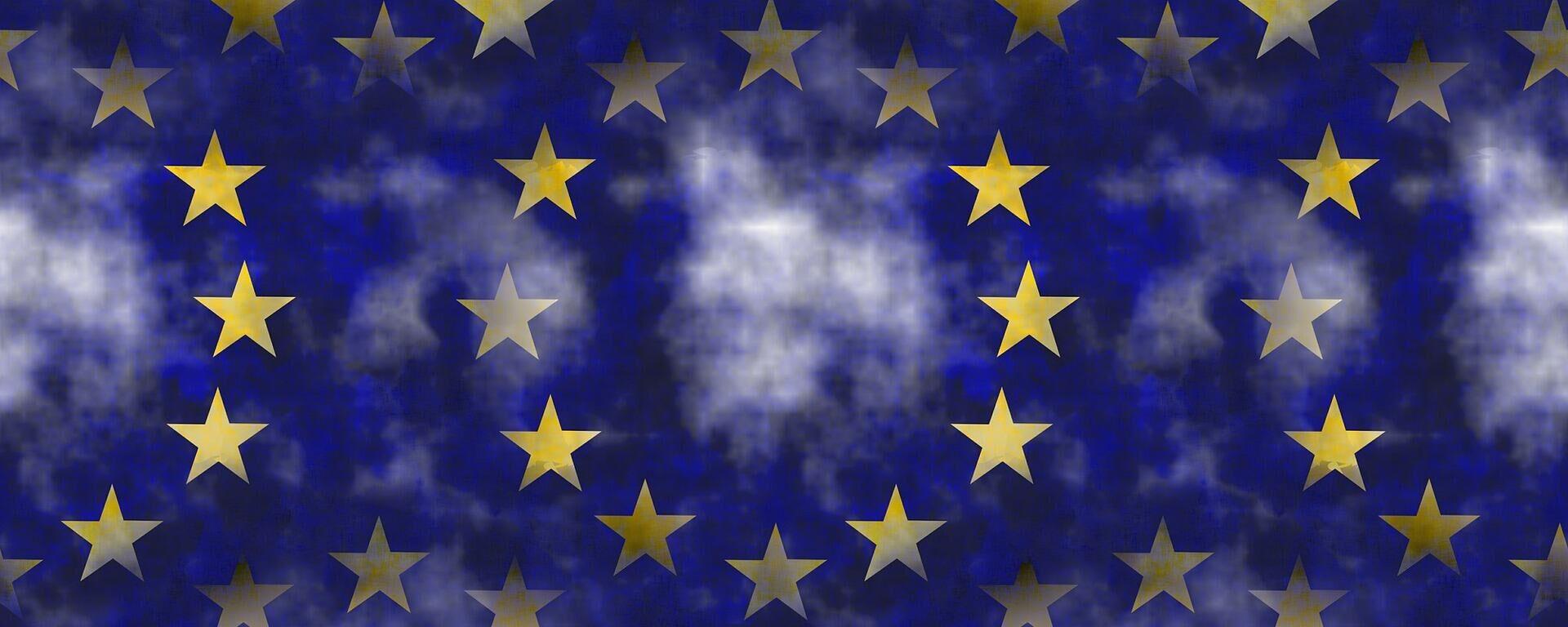 Bandera de la Unión Europea - Sputnik Mundo, 1920, 25.05.2021