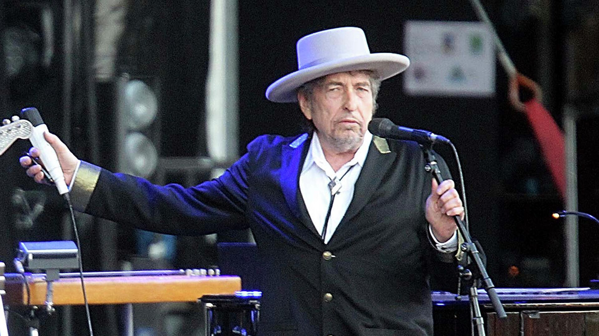 Bob Dylan, cantautor estadounidense - Sputnik Mundo, 1920, 25.05.2021