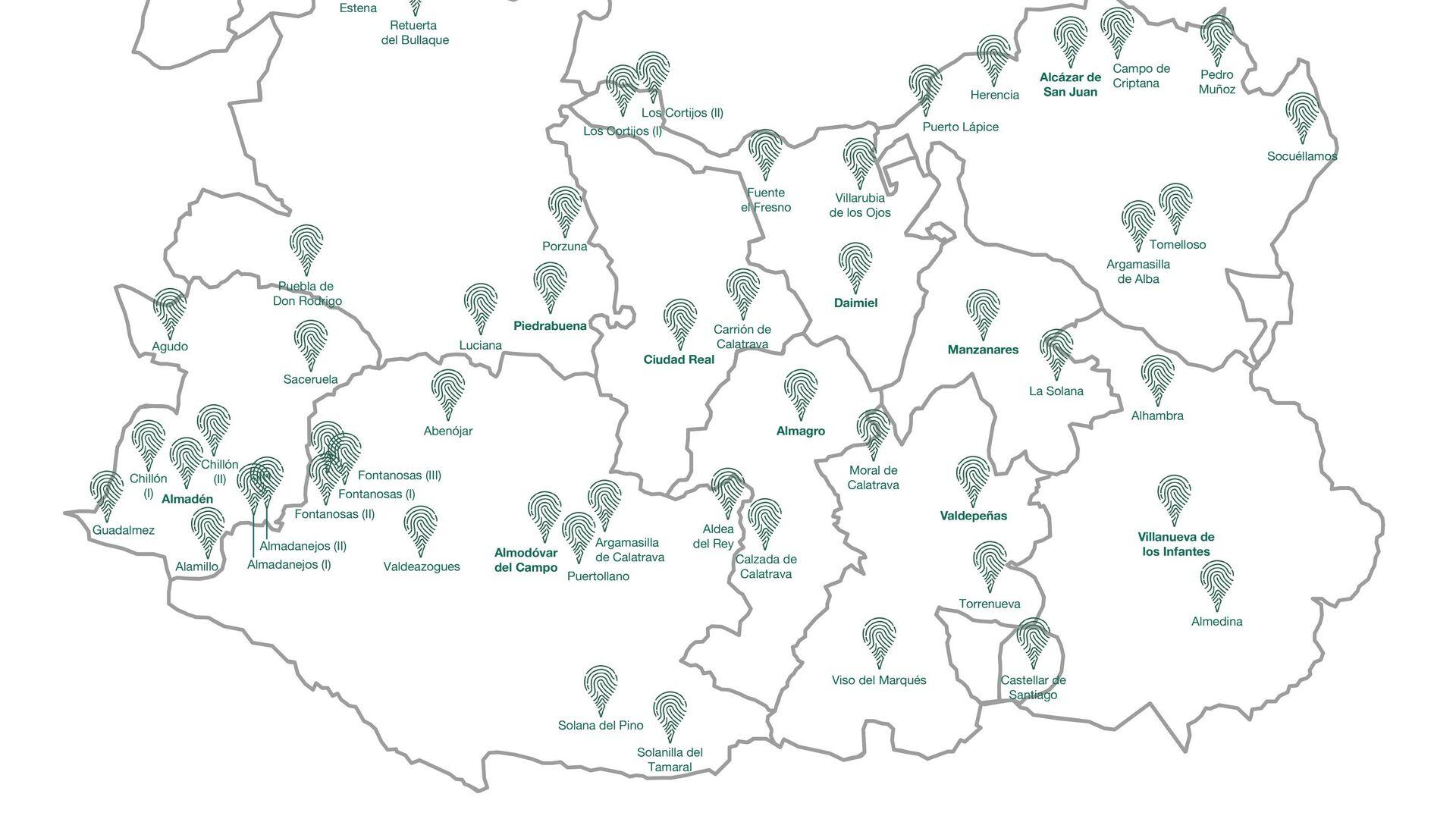 Fosas marcadas por el proyecto Mapa de Memoria en la provincia de Ciudad Real (España) - Sputnik Mundo, 1920, 25.05.2021
